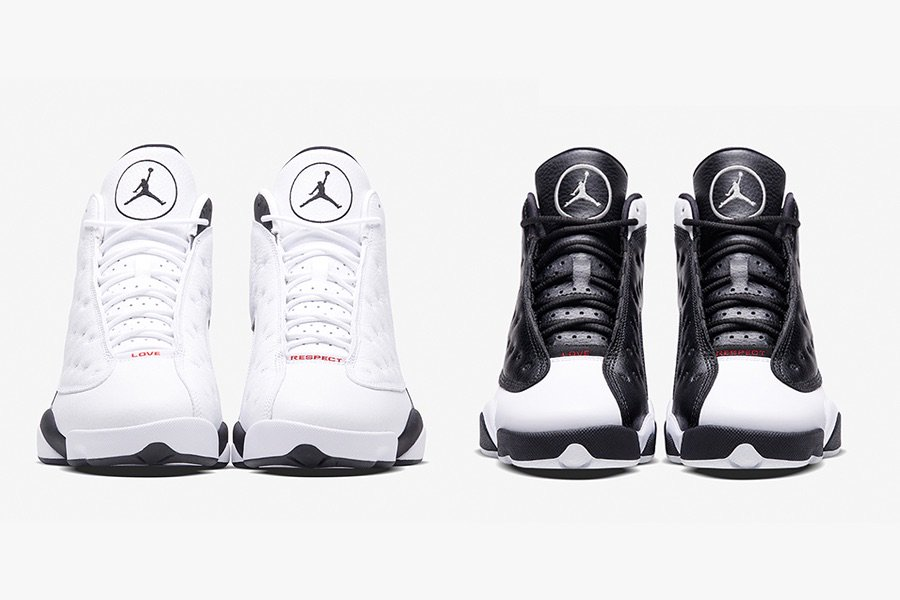 """011ce77d6f8d Air Jordan 13 """"Love and Respect"""" Pack Release Date  October 1"""