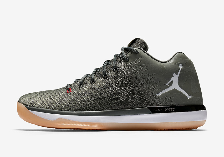 "010b162afa58 Air Jordan 31 Low ""Camo"" Release Date  August 18th"