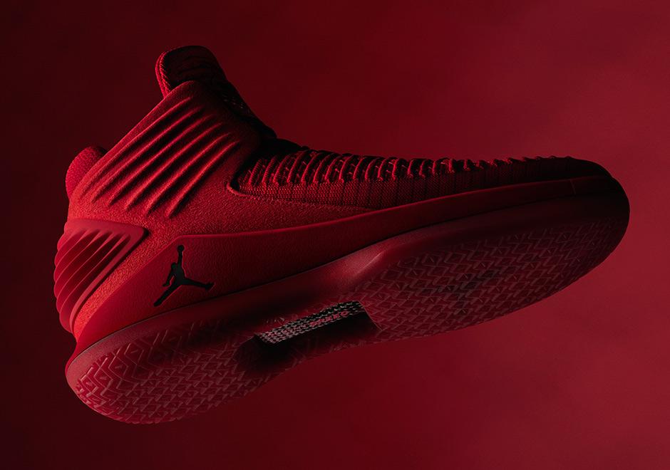 """857ee238d197fa Air Jordan 32 Low """"Bred"""" Release Date  October 18th"""
