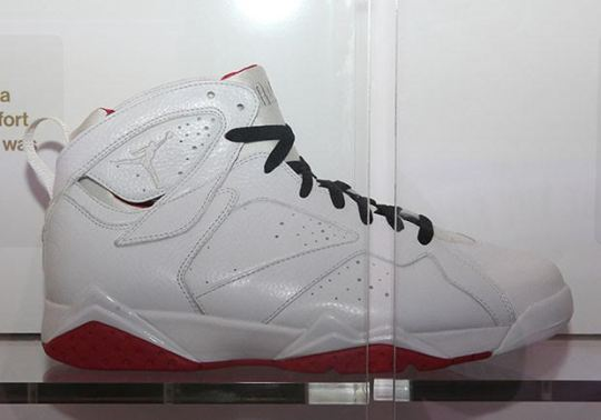 "Air Jordan 7 ""History Of Flight"" Releasing March 2018"