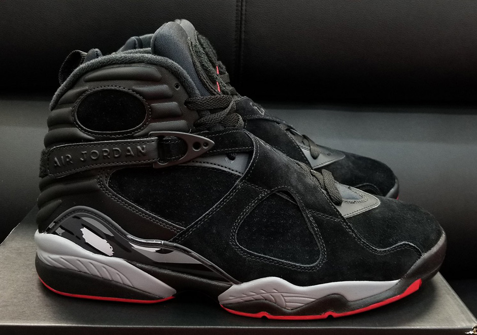 The Air Jordan 8 Revisits The Classic Chicago Look In A New Way