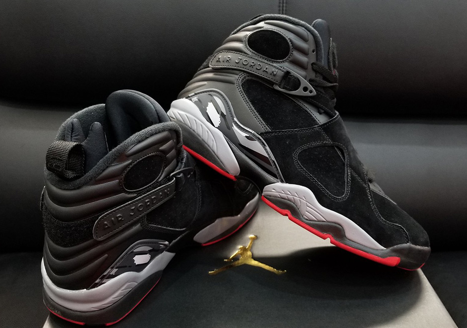 "Air Jordan 8 ""Alternate Bred"" Release Date  September 16th 165fd077c"
