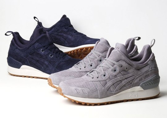 The ASICS GEL-Lyte MT Returns For The Fall Season In Two New Colorways