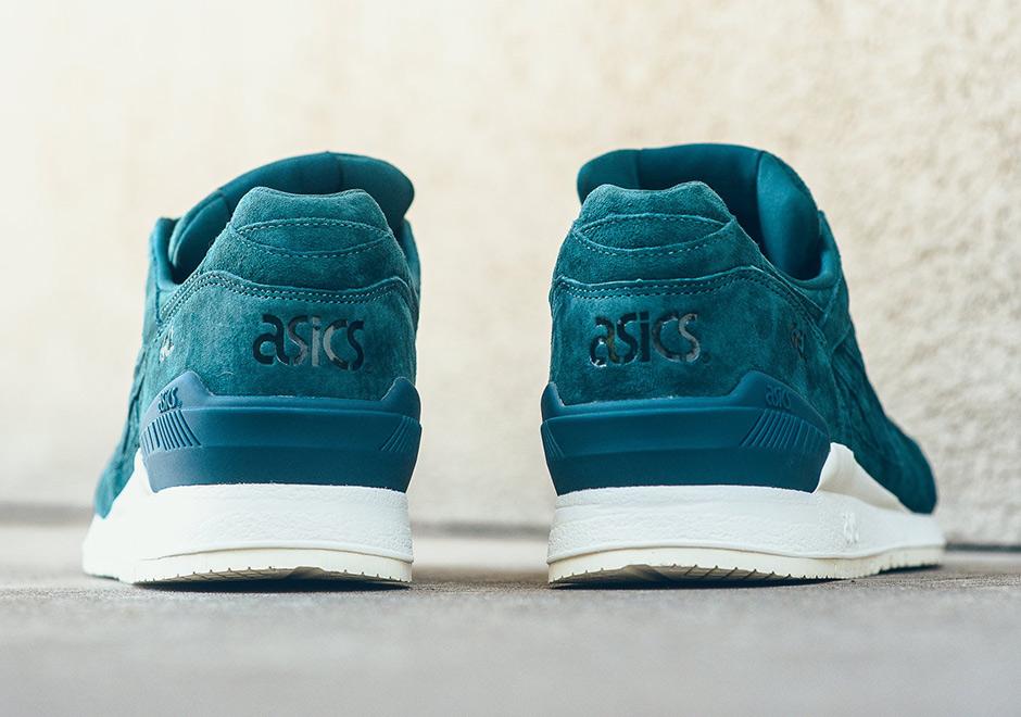 on sale 01613 c1ef1 ASICS Gel Respector Deep Teal | SneakerNews.com
