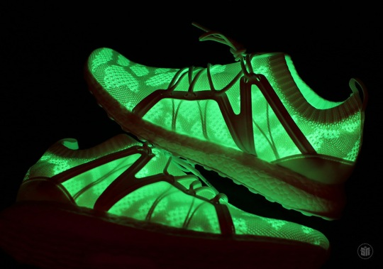 BAIT Brings Glow In The Dark To A Revised EQT Support 93/16 Ultra Boost