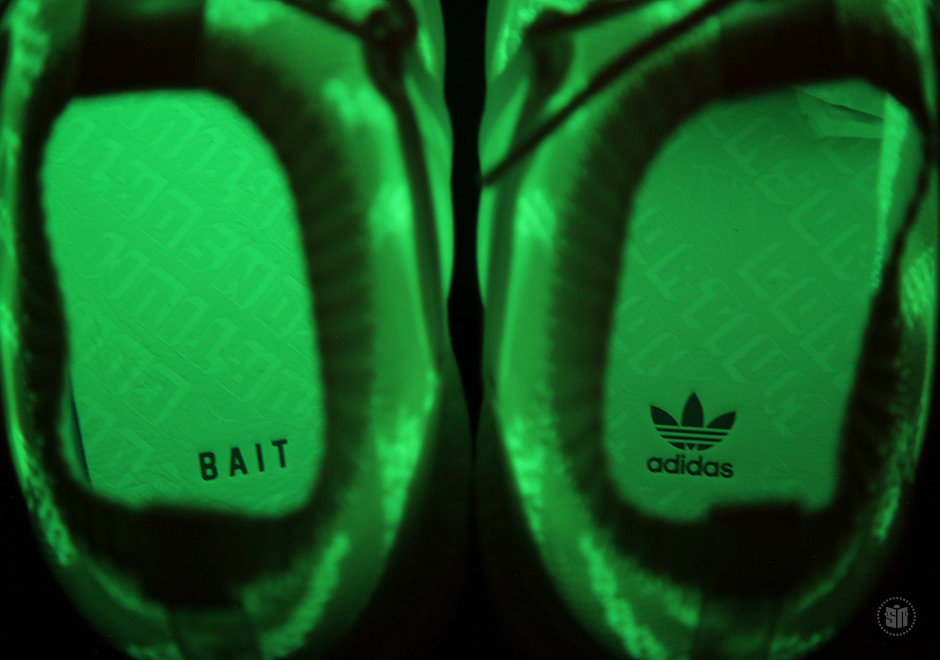 c40039aa1e5ac BAIT adidas EQT Support 93 16 Ultra Boost Glow In The Dark ...
