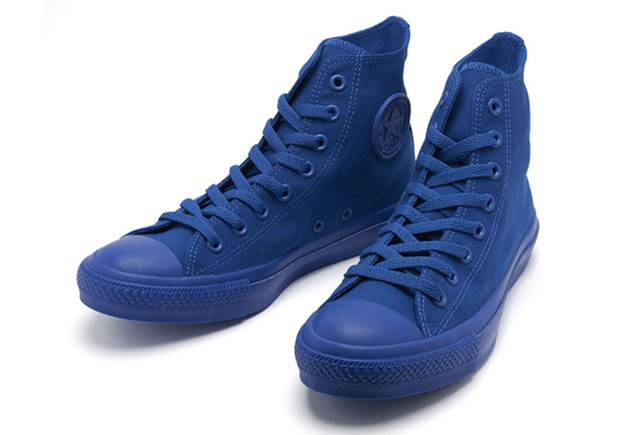 a21ab3f39a75 Maybe even quadruple red and blue  Find your pair as they arrive at select  Converse retailers globally right now. Chucks also just got a premium new  ...