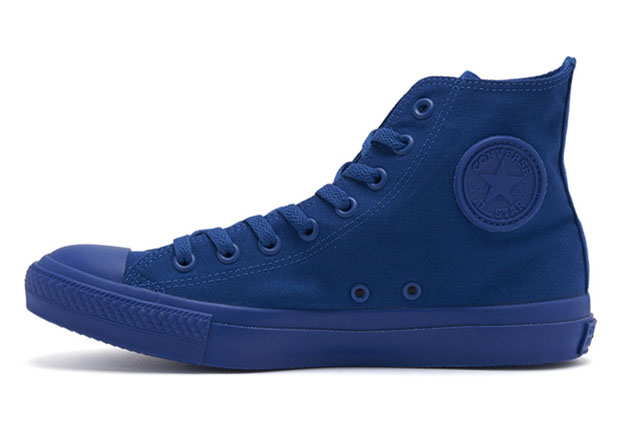 5b2346699afc Find your pair as they arrive at select Converse retailers globally right  now. Chucks also just got a premium new makeover from Stussy. show comments