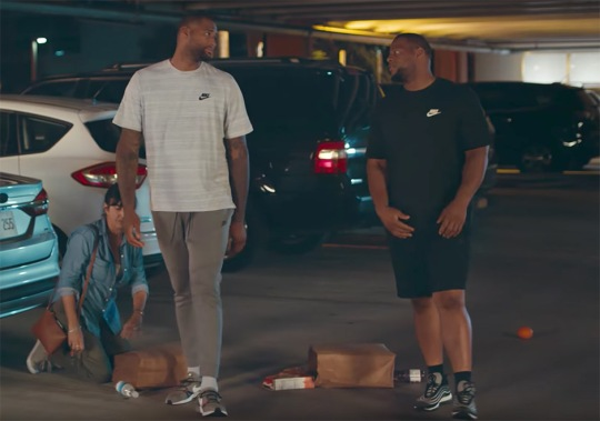 DeMarcus Cousins and Ndamukong Suh Talk Reputations in Foot Locker's Latest Ad