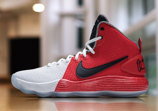 Elena Delle Donne's Nike REACT Hyperdunk 2017 PE Is Inspired By The Air Swoopes
