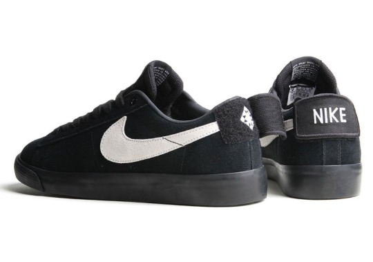 Grant Taylor's Latest Nike SB Blazer Low Features Velcro Patches