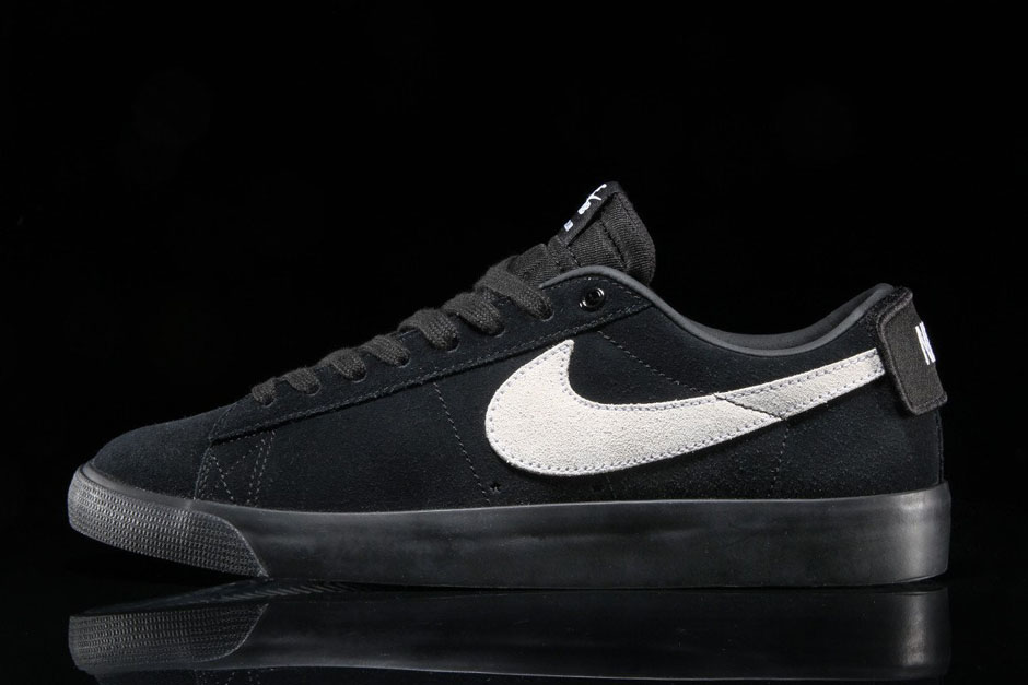 super popular 3e874 f6619 Nike SB Blazer Low GT AVAILABLE ON Nike.com. AVAILABLE ON Premier  75.  Color  Black Black-White