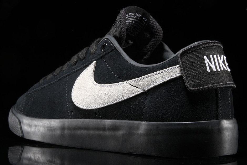 Blazer Gumballs Negro Gt Bajas Nike Sb OKDsONq