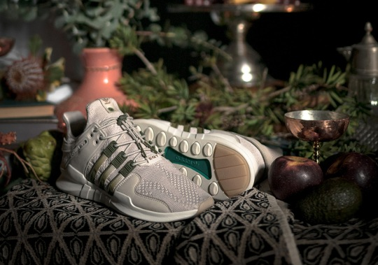 Highs & Lows x adidas Consortium EQT Support ADV