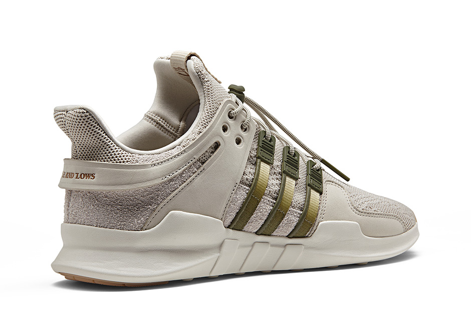 promo code 9d48f 496e2 Highs and Lows adidas Consortium EQT Support ADV Release ...