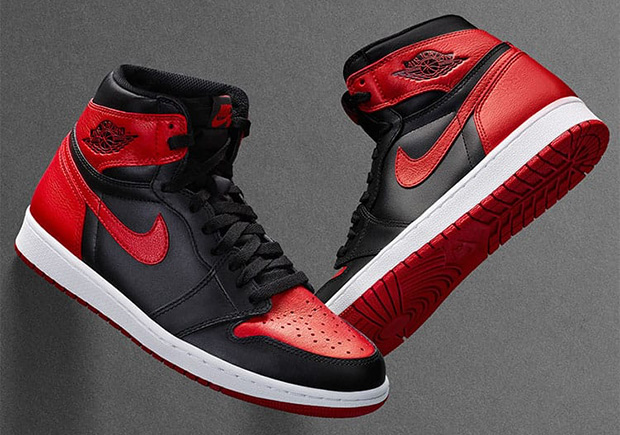 """It appears that the stateside version of the Nike SNKRS App has a big  restock in store, too. Tomorrow, Nike SNKRS will restock the Air Jordan 1  """"Banned"""", ..."""