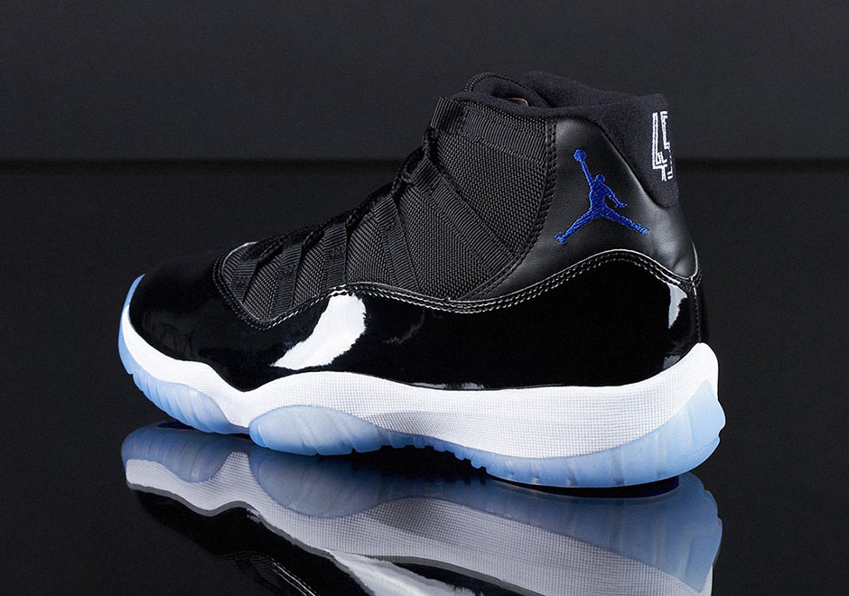 e5066702bc11 Air Jordan 11 Space Jam Nike SNEAKRS+ App Restock Date  August 18th