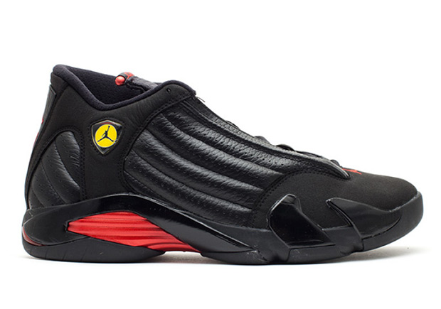 "Next June, Jordan Brand will commemorate the 20th Anniversary of the famed ""Last Shot"" by re-releasing the Air Jordan 14. It's not clear if there will be ..."