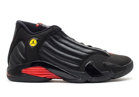 "Jordan Brand To Celebrate The 20th Anniversary Of The ""Last Shot"" With Air Jordan 14 Retro"