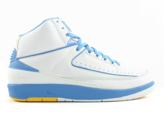 "Air Jordan 2 ""Melo"" Is Releasing May 2018"