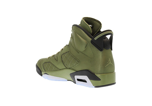 "ab446300d2e Air Jordan 6 Pinnacle ""Flight Jacket"" Release Date: September 2017"