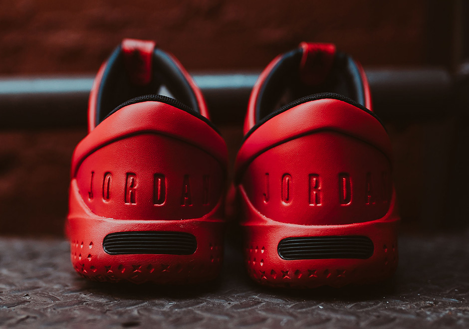c924588b3b0c63 Jordan Brand Releases The Flight Luxe In All Red