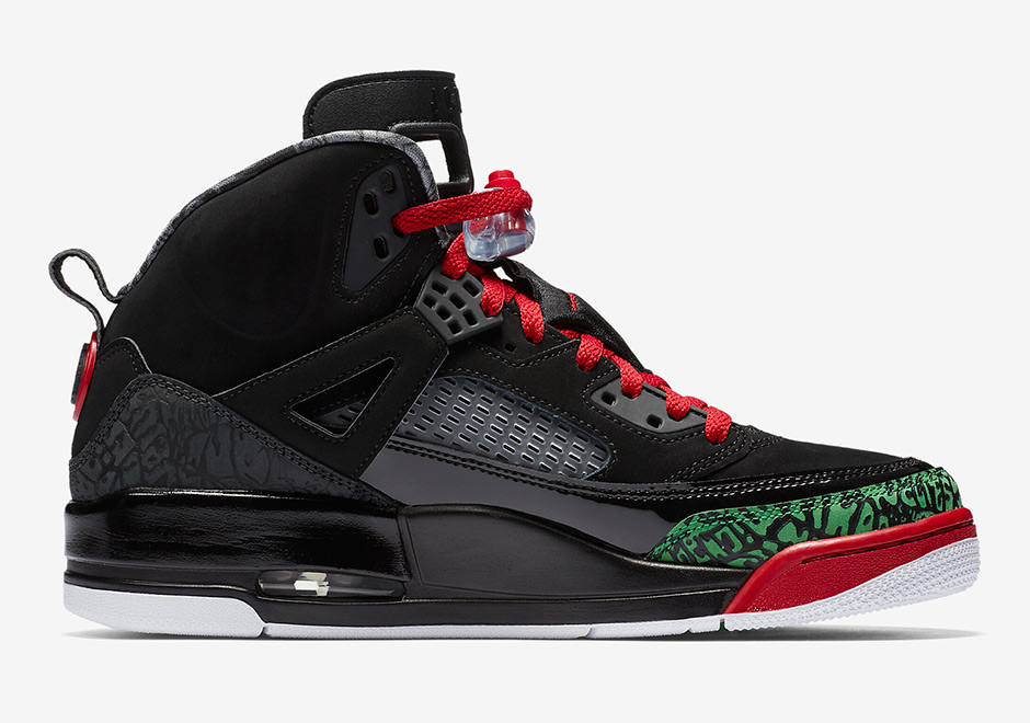 7135894ce2 Color  Black Classic Green-White-Varsity Red
