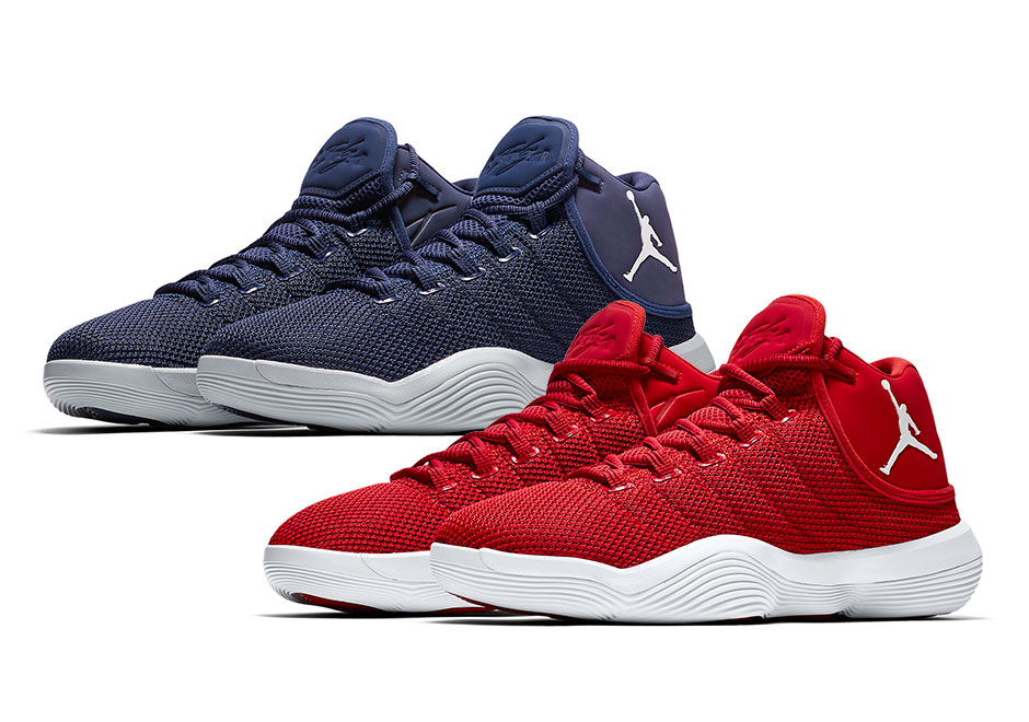 bbf8e0337cce Jordan Super.Fly 2017 Team Colors Red + Navy AH8380-601 ...