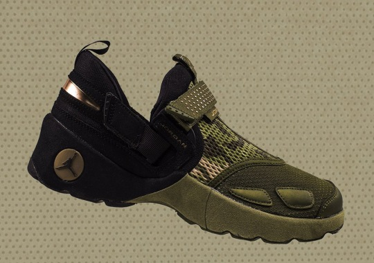 """The Jordan Trunner LX Premium """"Camo"""" Is Now Available"""