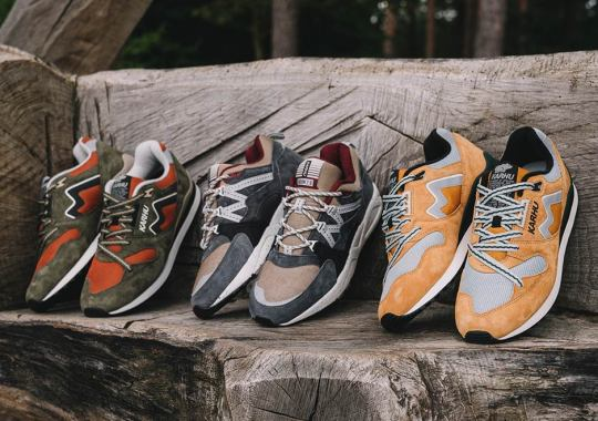 "Karhu Is Back With The ""Outdoor"" Pack This Fall"