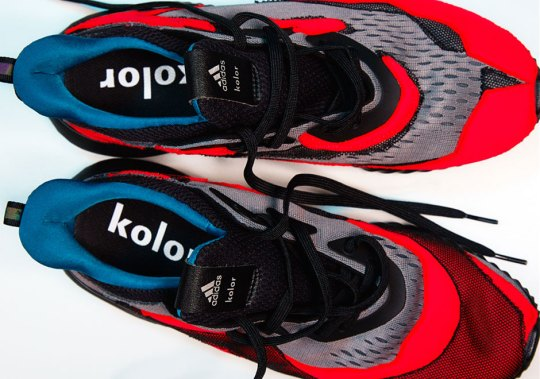 kolor x adidas BOOST Coming In February 2018