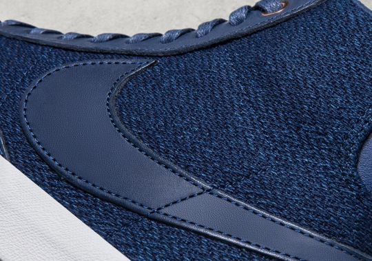 London Cloth Company Brings More Denim Options To Classic Nike Models