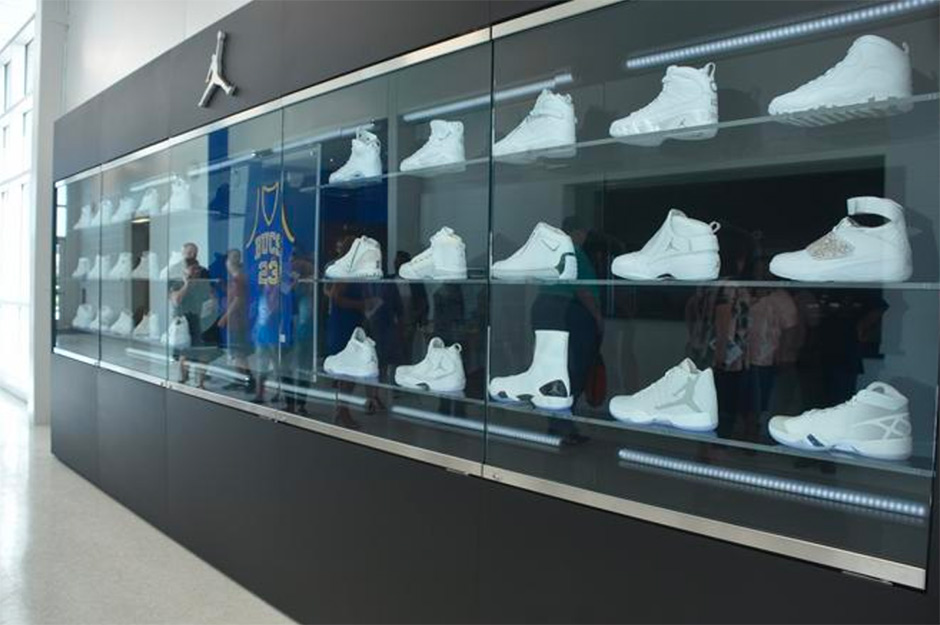 Check Out A Brief Look Below And Stay Tuned For More Updates Regarding Jordan Brands Involvement With Mikes Alma Mater Right Here On Sneaker News