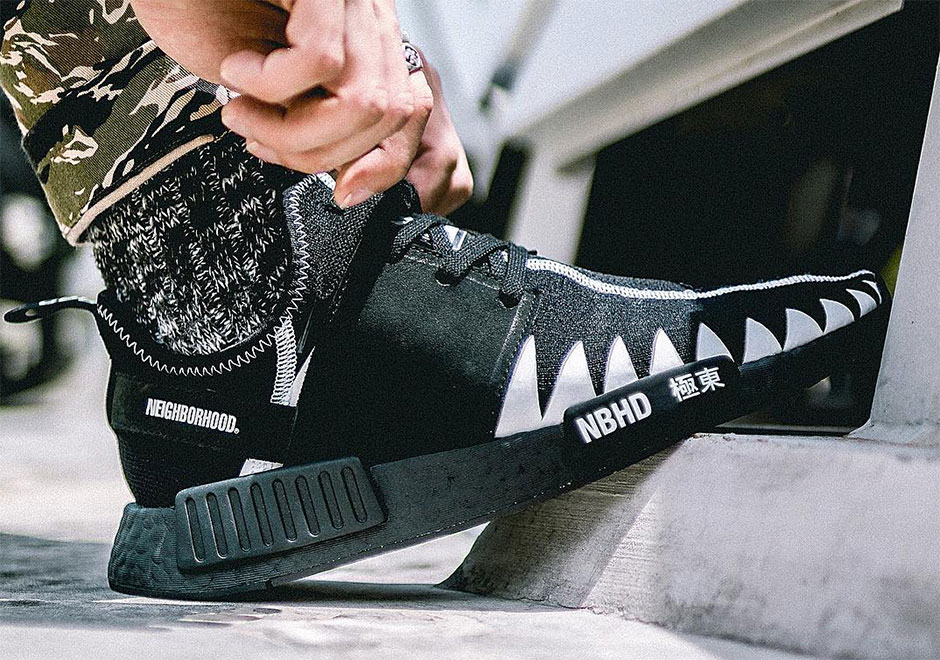 NEIGHBORHOOD Teams Up With adidas For An Unexpected Take On