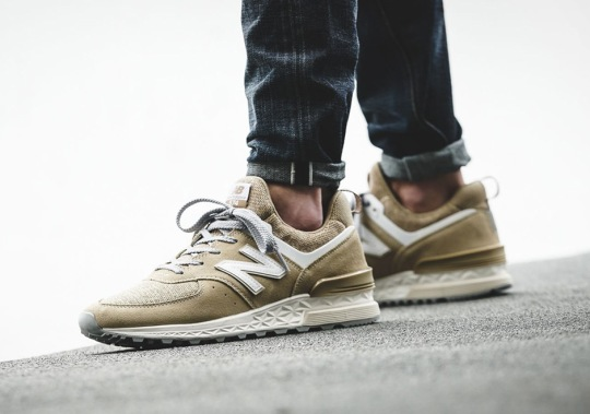 """Where to Buy The New Balance 574 Sport """"Suede"""" Pack"""