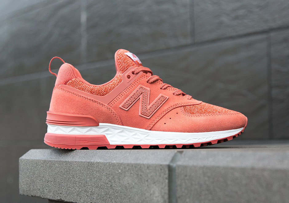more photos c001d 93270 The New Balance 574 Sport Suede And Mesh/Synthetic Is ...