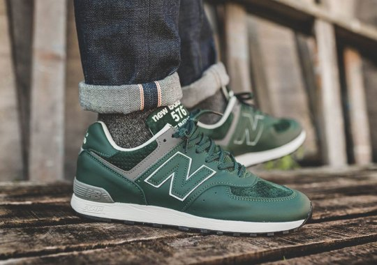 New Balance 576 Made In UK Arrivals For Fall Are Here