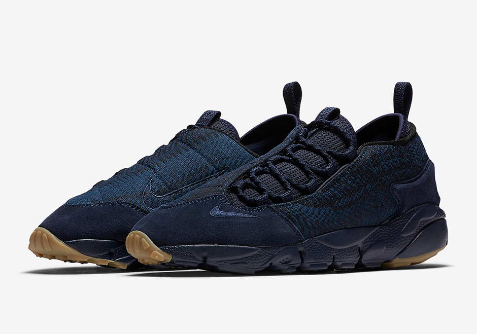 4d34033f4e The Nike Air Footscape NM is one of Nike Sportswear s more popular  autumn-ready silhouettes including its woven counterpart. The asymmetrical  lacing system ...