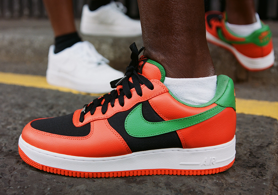 Nike Air Force 1 Low Carnival Red | 845053 800