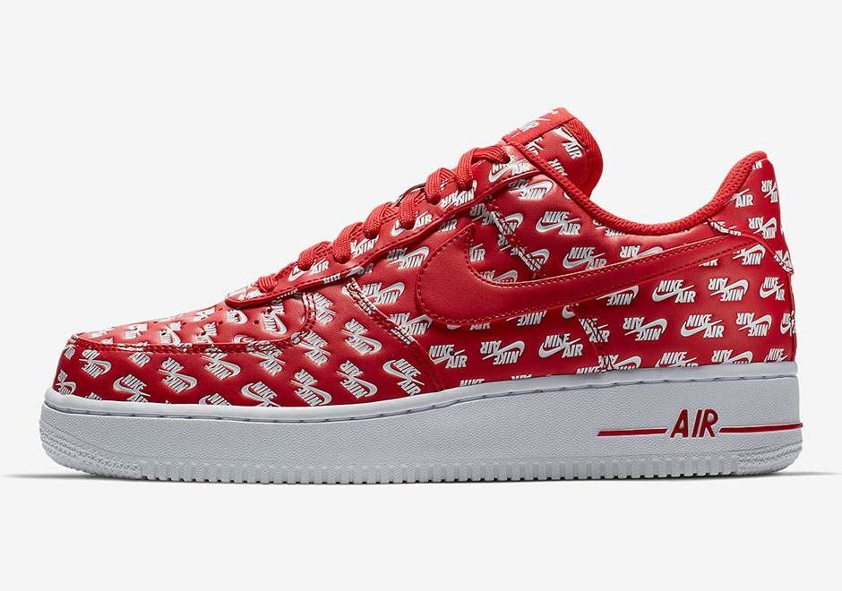 Nike Air Force 1 Low '07 QS Global Release Date: August 19th, 2017