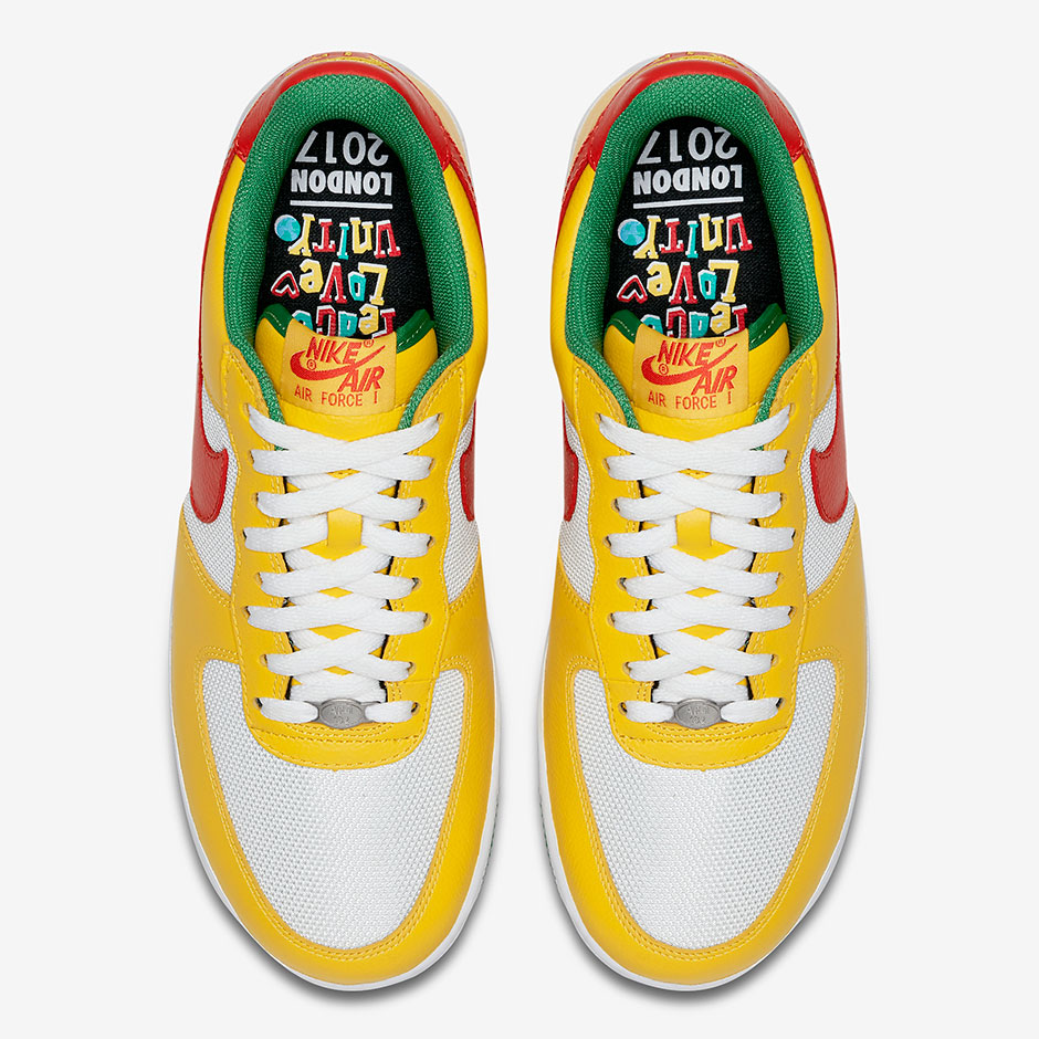 shoe carnival air forces