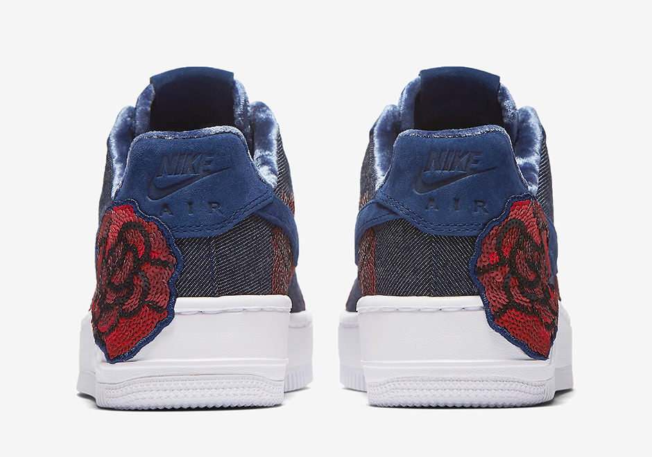 """Nike Air Force 1 Low """"Floral Sequin"""" Pack Release Date  September 1st 3e6dbbaa455f"""