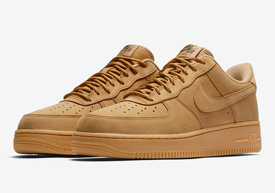 pretty cool new arrivals quite nice Nike Air Force 1 Low Flax Wheat AA4061-200 | SneakerNews.com
