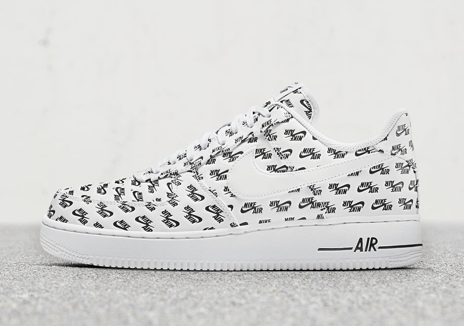 logo nike air force 1
