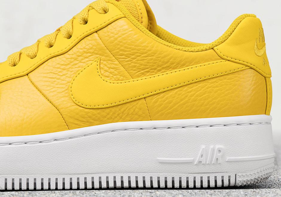 air force 1 upstep prm jaune