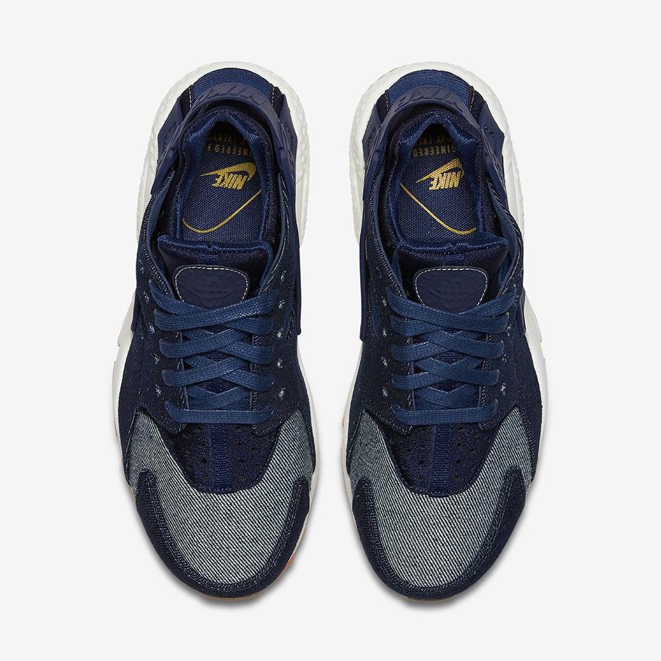 Nike Air Huarache Denim Gum 859429-401