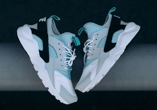 The Nike Air Huarache Ultra Is Back In Igloo and Pure Platinum
