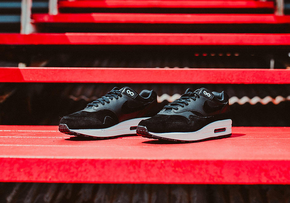 nike air max 1 premium black skull nz