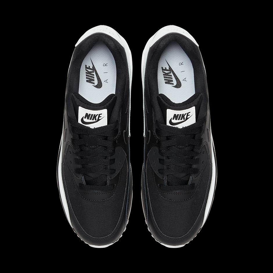 351ecc77c7 Nike Air Max 90 Essential $110. Color: Black/White Style Code: 537384-082.  Advertisement