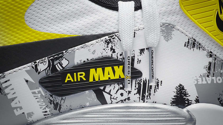 """cd1c4eb778 The Nike Air Max 90 Ultra 2.0 """"Oregon"""" will release early starting  September 4th in a full family size run on Nike+ SNKRS and Nike.com."""